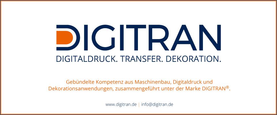 DIGITRAN - Digitraldruck, Transfer, Dekoration.